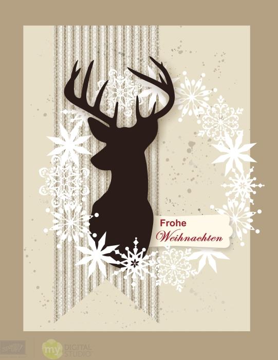 frohe besinnliche weihnachten stempeln in aachen. Black Bedroom Furniture Sets. Home Design Ideas
