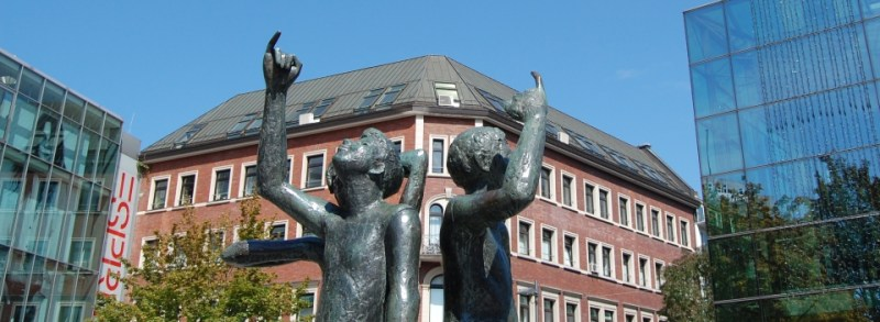 Stempeln in Aachen - Klenkes