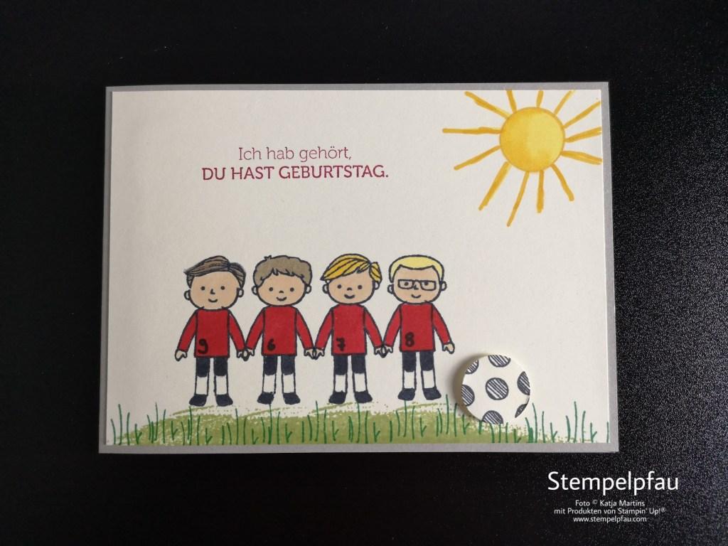 Stempelset Family & Friends von Stampin' Up! aus dem aktuellen Frühjahr-/Sommerkatalog