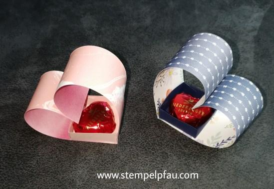 Herzen zum Valentinstag, Tischdeko, schöne Geschenke