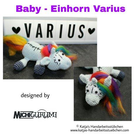 Baby - Einhorn Varius