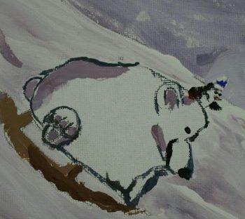 Monatschallenge Family and Friends Motto: Winterwunderland