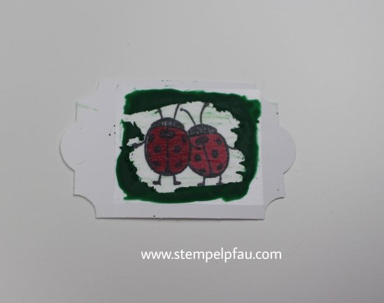 Rubbellose selbst gemacht mit Stampin' Up!