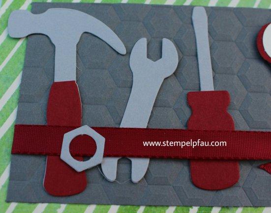 Hammer, Hammer, Hammer von Stampin' Up!. Perfekt für ein Geschenk zum Geburtstag eines Mannes