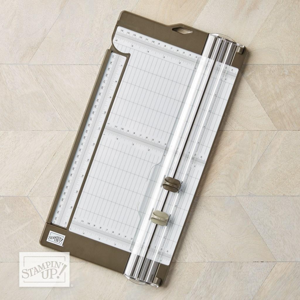 Papierschneidemaschine von Stampin' Up! Ab sofort beim Stempelpfau bestellbar