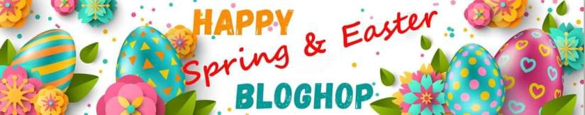 BlogHop Happy Spring, Frühling