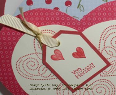 Herzkörbchen zum Valentinstag 2