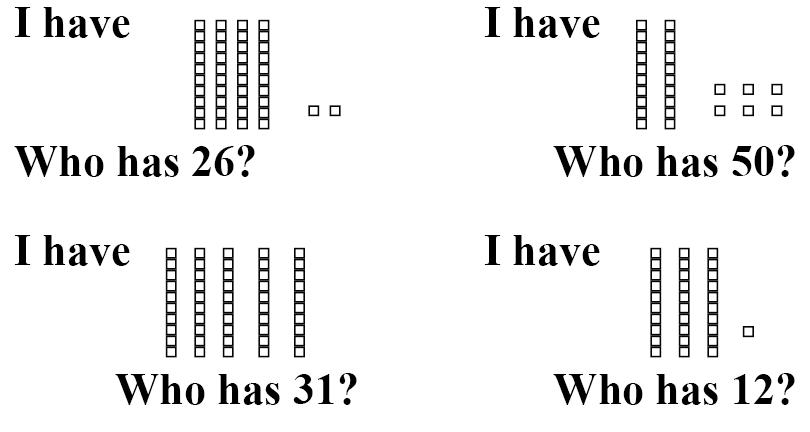 2.1.1A Numbers, Representation, and Place Value