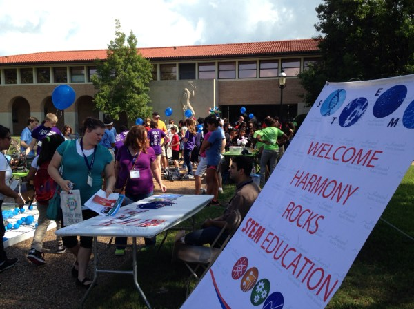 Sally Ride Festival - Center Stem Education
