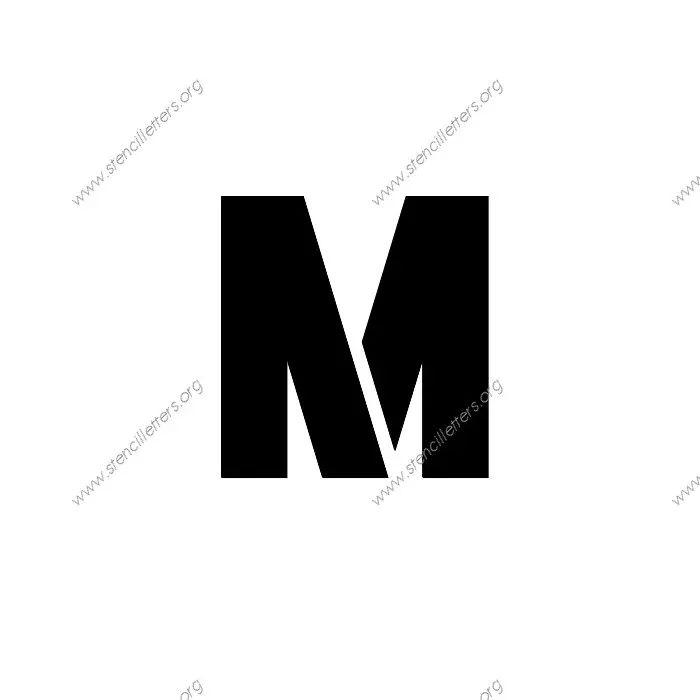 a letter stencils