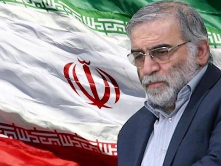 Head of Iran's nuclear weapons program assassinated