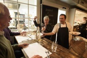 Den hyggelige og meget autentisk, italienske Aalborg-restaurant, La Locanda er allerede blevet meget populær og velbesøgt.