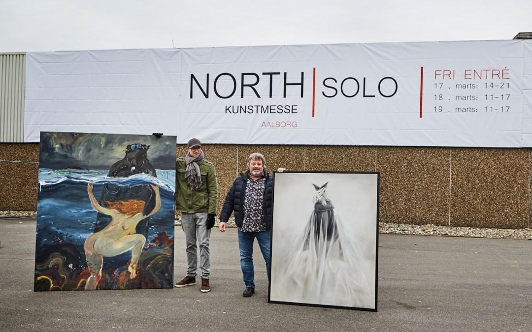 Kunstmessen North venter  op mod 15.000 gæster