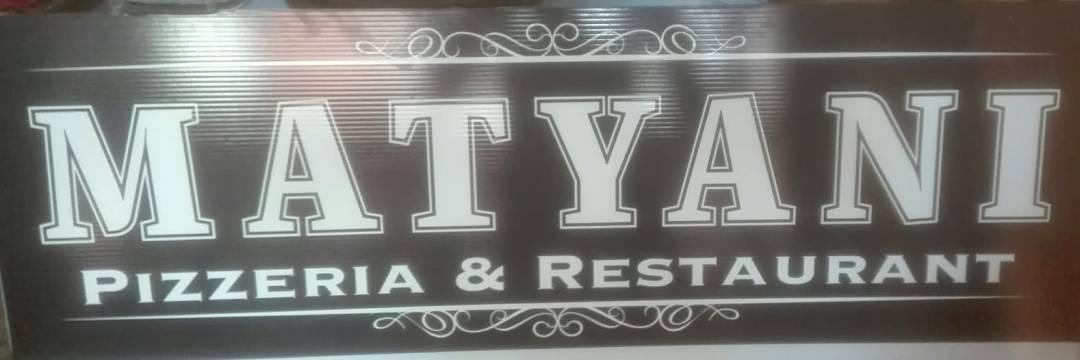 "Restaurant ""Matjani"" Gostivar"