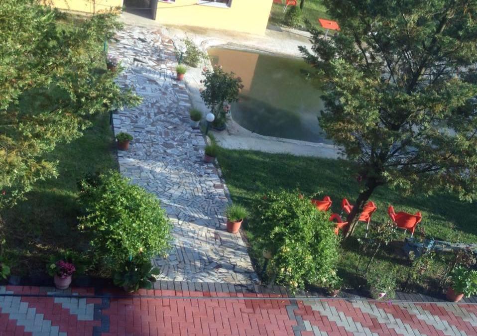 "Hotel Kurativ ""Hidrati"" Llixha Elbasan"