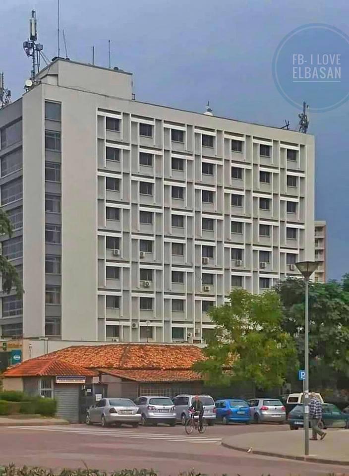 """Hotel """"Skampa"""" Elbasan"""