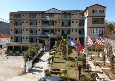 "Curative Hotel ""Kuqja"" Llixha Elbasan"