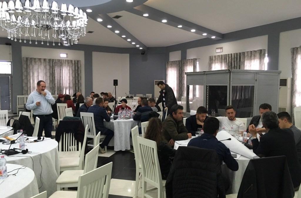 Oдржани две hands on работилници за членовите на СТЕП мрежата во Грамш, Албанија