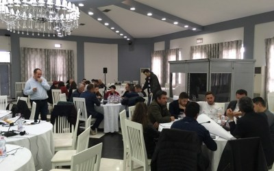Two hands on workshops for the members of the STEP network have been held in Gramsh, Albania