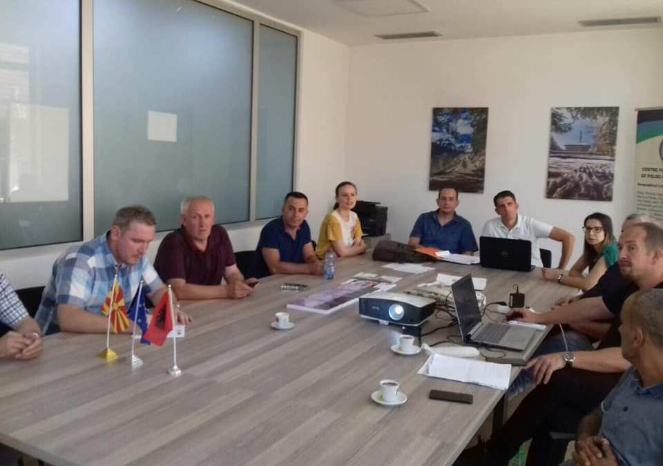 Info session for the call for small action grants in tourism held as part of STEP in Tetovo