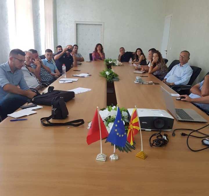 Во Елбасан се одржа инфо сесија за повикот за мали акциски грантови како дел од СТЕП