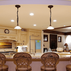 Recessed Kitchen Lighting Corner Bench With Storage How To Layout In 7 Steps Step 1 Dezigns Blog