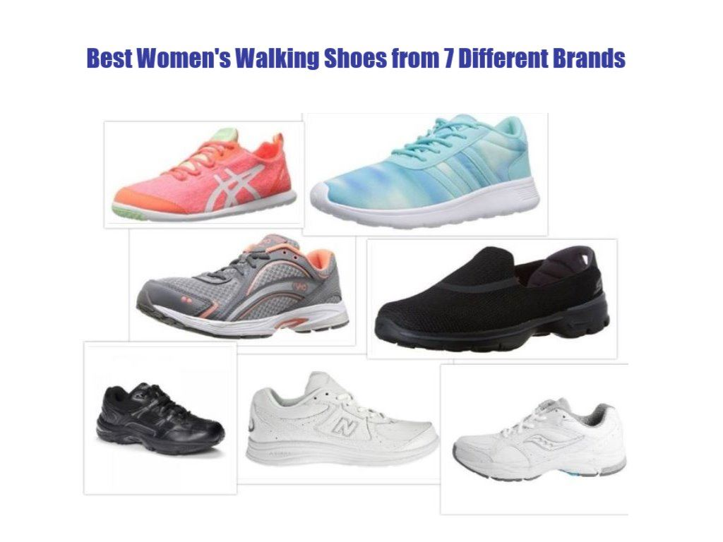 82e98bdbff30 Best Women s Walking Shoes 2017-2018
