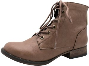 Breckelle's Women's Leather Combat Boot Review