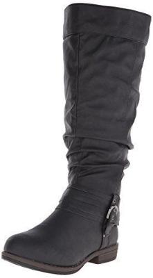 Brinley Co Women's Emma Riding Boot Regular & Wide Calf Review