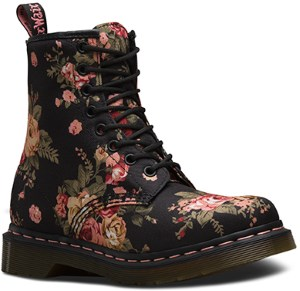 Dr. Martens Women's 1460 Re-Invented Victorian Print Lace Up Boot Review
