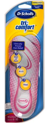 Dr. Scholl's insoles