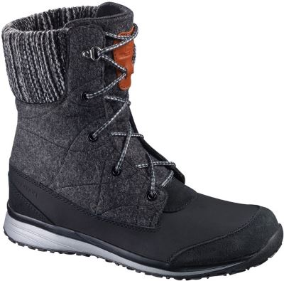 Salomon Women's Hime Mid-High Snow Boot Review