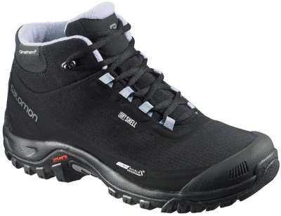 Salomon Women's Shelter CS Waterproof W Winter Performance Shoe Review
