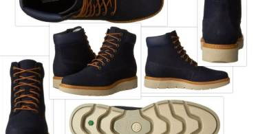 Timberland Kenniston Lace-up Boot collage