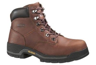 """Wolverine Harrison 6"""" Work Boot"""