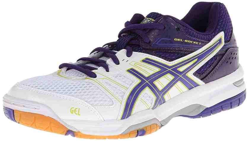 ASICS Women's Gel Rocket 7 Volley Ball Shoes