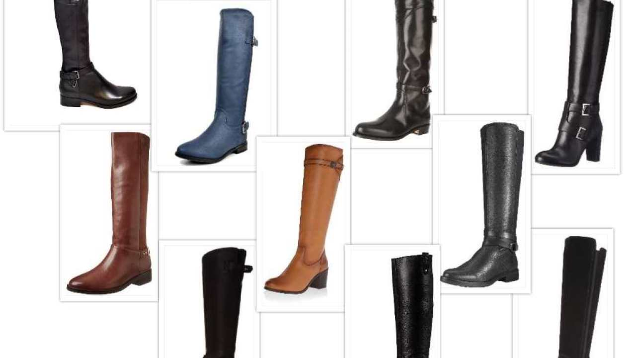 6a185ff6649 The Best Knee High Boots for Narrow Calves 2017: Timberland, Frye ...