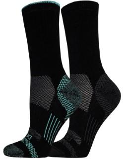 Moisture control socks