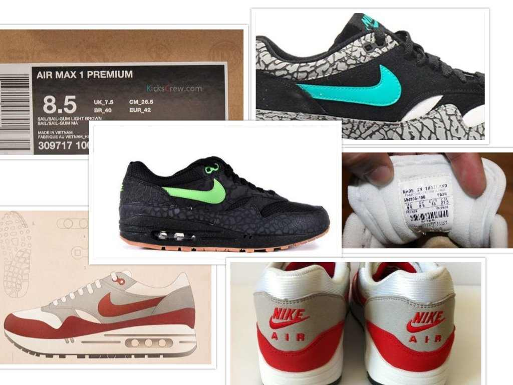 How to Spot FAKE Nike Air Max Shoes | Kicks Guide in 2019