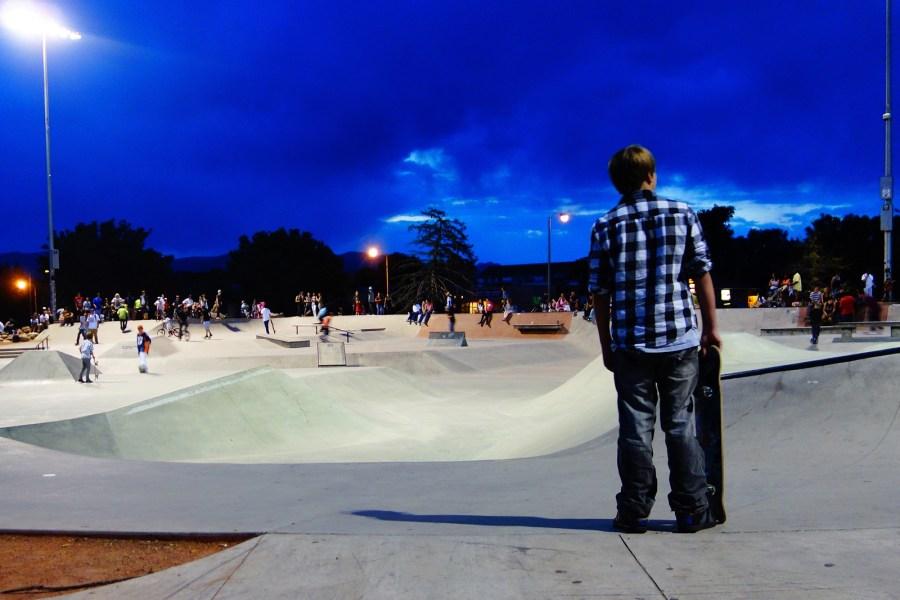 Роллер-парк в Колорадо спрингс (фото - пользователь Flickr Tomasz Stasiuk - CC BY-SA)