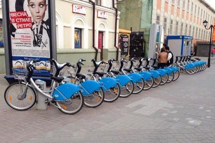 2014.06.03 - На велосипедах казанского байкшеринга Veli`k (4)