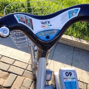 2014.06.03 - На велосипедах казанского байкшеринга Veli`k
