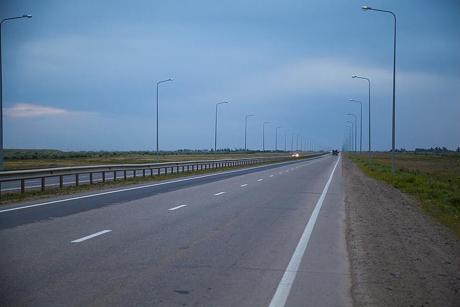Дороги Казахстана