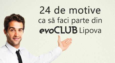 24 de Motive pentru care participăm la evoClub Lipova