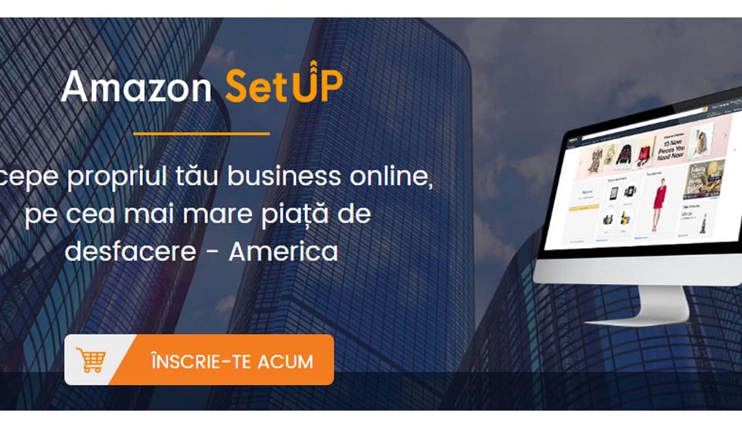 Merită să investești în cursul Amazon setUP al lui Alex Hudițan?