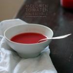 Speiseplan für diese Woche: Melone