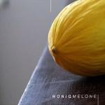 Melonenmenü
