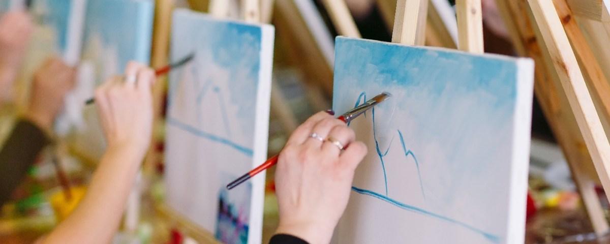 Школа рисования Лилии Степановой