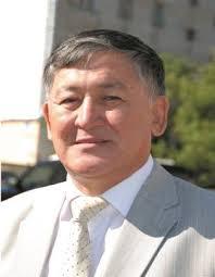 Писатель и историк Амиржан Альпеисов (п. Бестобе)