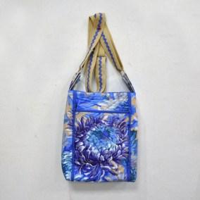 Zipped Handbag (with Pocket)